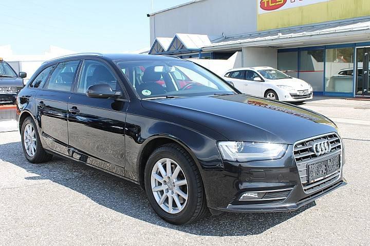 Audi Avant bei HWS || TCS Scharnagl in