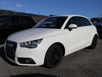 Audi A1 1,2 TFSI Attraction bei HWS || TCS Scharnagl in