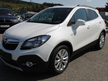 Opel Mokka 1,6 Ecotec Cosmo Start/Stop System bei HWS    TCS Scharnagl in