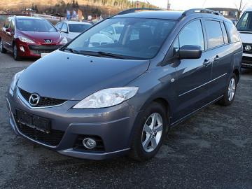 Mazda Mazda 5 CD110 TX bei HWS    TCS Scharnagl in