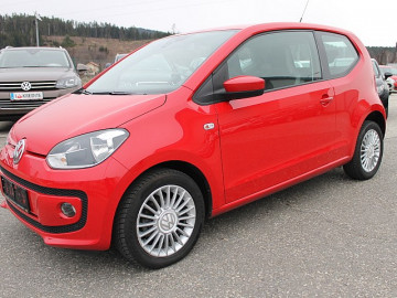 VW Up 1,0 high up! bei HWS || TCS Scharnagl in