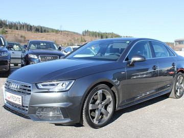 "Audi A4 2,0 TDI Sport Sport""S line"" bei HWS || TCS Scharnagl in"