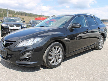 Mazda Mazda 6 Sport Combi CD129 Takumi bei HWS    TCS Scharnagl in