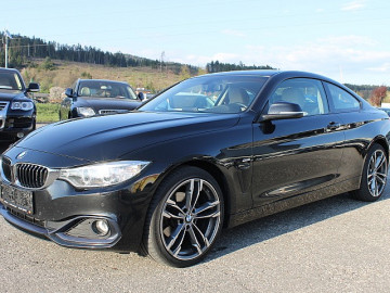 BMW 420d xDrive Coupe Sport Line Aut. bei HWS || TCS Scharnagl in