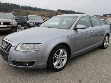 Audi A6 2,7 TDI V6 quattro DPF Tiptronic S LINE,Xenon,Leder,NAVI,… bei HWS || TCS Scharnagl in