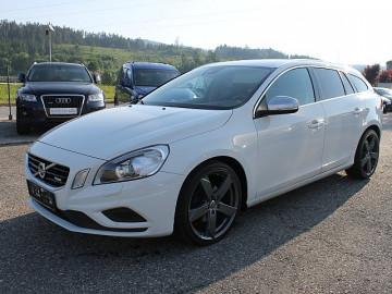 Volvo V60 D3 R-Design bei HWS || TCS Scharnagl in