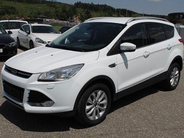 Ford Kuga 2,0 TDCi Titanium 4×4 bei HWS || TCS Scharnagl in
