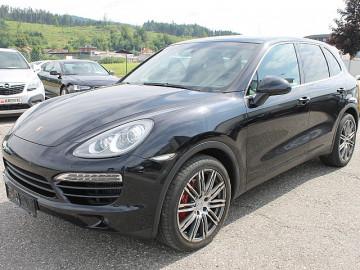 Porsche Cayenne II 3,0 Diesel Aut. *LUFT*NAVI*LEDER*AHV*ELSD*XENON*… bei HWS || TCS Scharnagl in