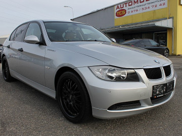 BMW 318i bei HWS || TCS Scharnagl in