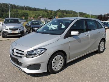 Mercedes-Benz B 200 d Aut. NAVI*Temp*SiHz*Multi*Metallic* bei HWS || TCS Scharnagl in