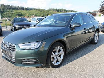 Audi A4 Avant 2,0 TDI Sport *NAVI*LED*TEMP*SHZ*MULT*ALU*…. bei HWS || TCS Scharnagl in