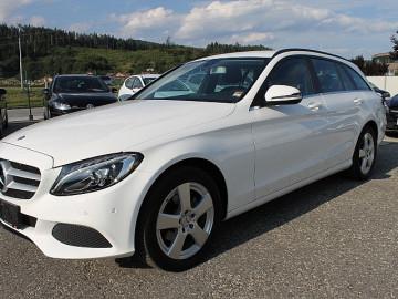 Mercedes-Benz C 200 d T *LED*STHZ*NAVI*TEMP*SHZ*ALU17″….. bei HWS || TCS Scharnagl in