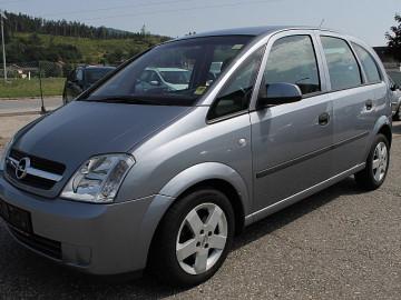 Opel Meriva 1,7 Enjoy DTI bei HWS || TCS Scharnagl in