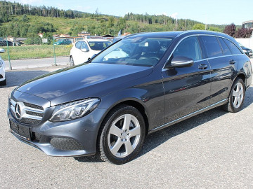 Mercedes-Benz C 250 T BlueTEC 4MATIC Avantgarde A-Edition Plus Aut. *AUTOM*NAVI*LED*PANO*TEMP*…. bei HWS || TCS Scharnagl in