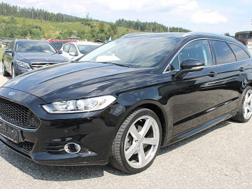 Ford Mondeo Traveller Titanium 2,0 TDCi Start/Stop bei HWS || TCS Scharnagl in