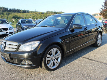 Mercedes-Benz C 220 CDI A-Edition BlueEfficiency Edition Aut. bei HWS || TCS Scharnagl in