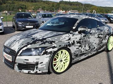 Audi TT Coupé 2,0 T FSI S-tronic bei HWS || TCS Scharnagl in