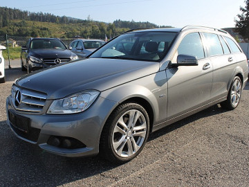 Mercedes-Benz C 180 T CDI A-Edition plus BlueEfficiency bei HWS || TCS Scharnagl in