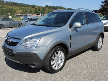 Opel Antara 2,4 Style bei HWS || TCS Scharnagl in