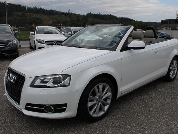 Audi A3 Cabriolet 2,0 TDI Ambition DPF bei HWS || TCS Scharnagl in