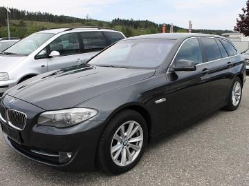 BMW 520d Touring Österreich-Paket bei HWS || TCS Scharnagl in