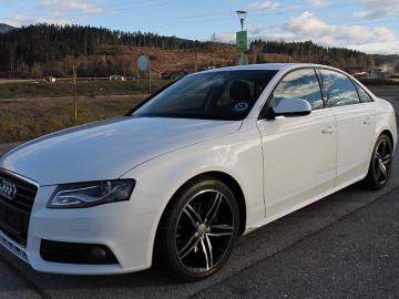 Audi A4 2,0 TDI quattro DPF bei HWS || TCS Scharnagl in