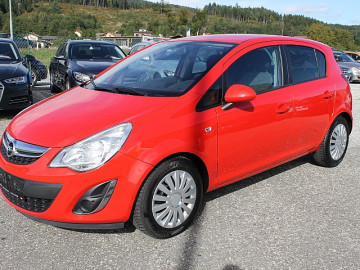 Opel Corsa 1,2 Edition 111 Jahre bei HWS    TCS Scharnagl in