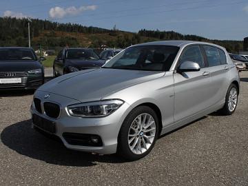 BMW 116d SPORTLINE*RFK*NAVI*XENON*ALU*…. bei HWS || TCS Scharnagl in
