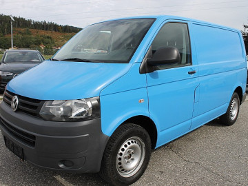 VW T5 Kastenwagen 2,0 BlueMotion TDI D-PF KLIMA*ELFH*ZV*AHV… bei HWS || TCS Scharnagl in