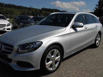 Mercedes-Benz C 200 d T Aut. bei HWS || TCS Scharnagl in