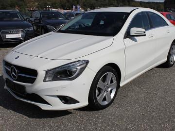 Mercedes-Benz CLA 200 CDI KAMERA*TEMP*SITZHZ*XENON*ALU*SPORT*….. bei HWS    TCS Scharnagl in