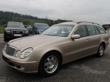 Mercedes-Benz E 220 T Classic CDI Aut. bei HWS || TCS Scharnagl in