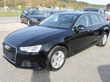 Audi A4 Avant 2,0 TDI S-tronic bei HWS || TCS Scharnagl in