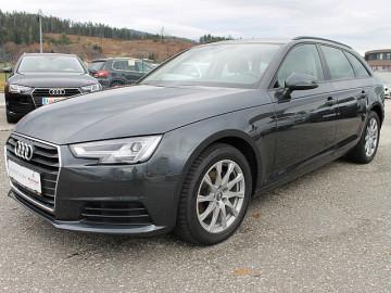 Audi A4 Avant 2,0 TDI S-tronic *KLIMA*LEDER*LED*Kamera*MFL*NAVI*…. bei HWS || TCS Scharnagl in