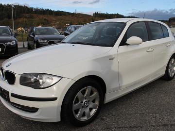 BMW 116d Advantage Österreich-Paket bei HWS || TCS Scharnagl in