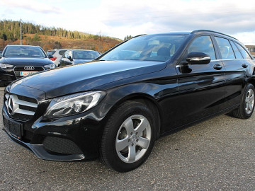 Mercedes-Benz C 200 T BlueTEC A-Edition Plus *LED*SiHz*NAVI*PDC*SpoFW*Alu* bei HWS || TCS Scharnagl in