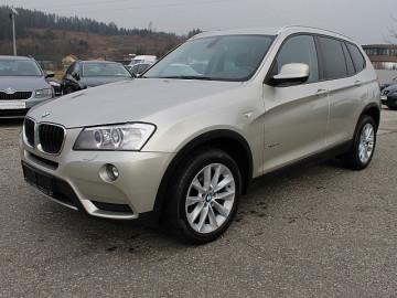 BMW X3 xDrive20d Österreich-Paket Aut. bei HWS || TCS Scharnagl in