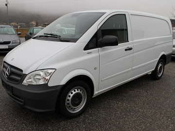 Mercedes-Benz Vito 110 CDI BlueEfficiency lang KLIMA*ELFH*SHZ*COMMAND*… bei HWS || TCS Scharnagl in