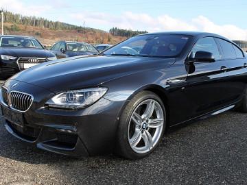 BMW 640d xDrive Gran Coupé M Sport Edition Aut. bei HWS || TCS Scharnagl in