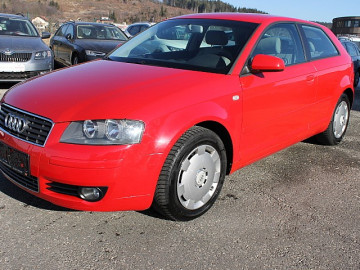 Audi A3 1,6 Attraction bei HWS || TCS Scharnagl in