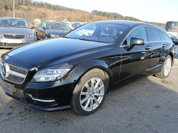 Mercedes-Benz CLS 500 Shooting Brake Aut. *AMG-Style*GHSD*LED*KAMERA*KOMFORT-SITZE*…. bei HWS || TCS Scharnagl in