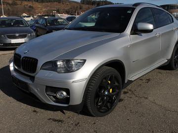 BMW X6 xDrive35d Aut. KLIMA*NAVI*LEDER*GLHSD*XENON*TEMP*21ZOLL* bei HWS || TCS Scharnagl in