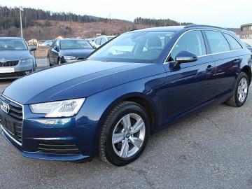 Audi A4 Avant 2,0 TDI S-tronic KLIMA*TEMP*AHV*SHZ*MFL*LED*… bei HWS || TCS Scharnagl in