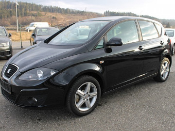 Seat Altea 1,4 Chili bei HWS || TCS Scharnagl in