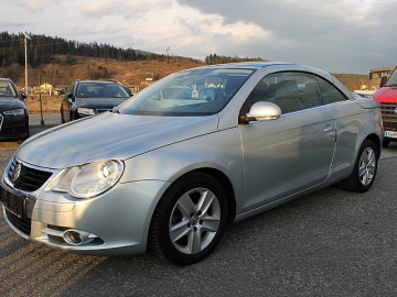 VW Eos 2,0 TDI DPF bei HWS || TCS Scharnagl in