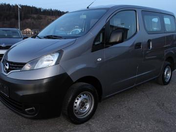 Nissan NV200 Kombi 1,5 dCi Comfort bei HWS || TCS Scharnagl in
