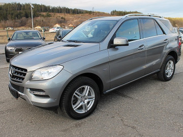 Mercedes-Benz ML 250 BlueTEC 4MATIC Aut. DPF NAVI*AHV*COMAND*EPH*…. bei HWS || TCS Scharnagl in
