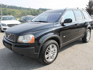 Volvo XC90 D5 Executive Geartronic AWD bei HWS || TCS Scharnagl in