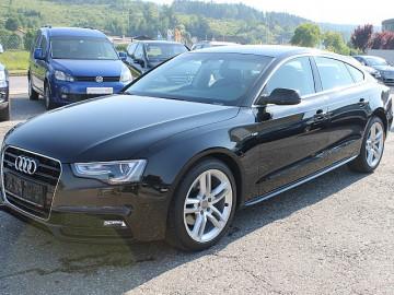 Audi A5 SB 2,0 TDI quattro Sport SLINE*XENON*SHZ*AHV*MULTI*ALU bei HWS || TCS Scharnagl in
