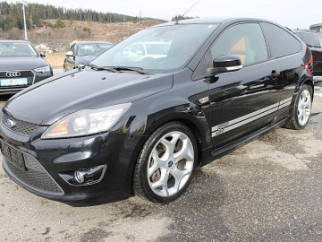 Ford Focus Coupé ST 2,5 bei HWS || TCS Scharnagl in